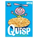 Quisp Cereal 8.5 OZ (Pack of 24)