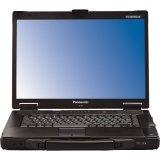 Panasonic Toughbook CF-52VAABY1M 15.4-Inch Laptop (Silver)