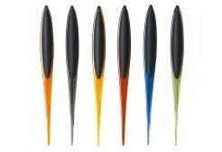 Mastrad F01555 Lot de 6 Pics à Olive Coloris Variés