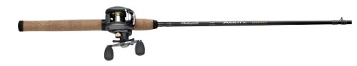 Shakespeare One-Piece Medium Action Agility Lp Baitcast Combo (6-Feet 6-Inch)