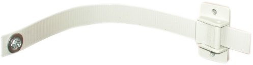 Parent Units 2 Pack Topple Stop Furniture Straps, White