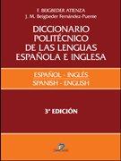 DICCIONARIO POLITECNICO LENGUA ESPAÑOLA E INGLES