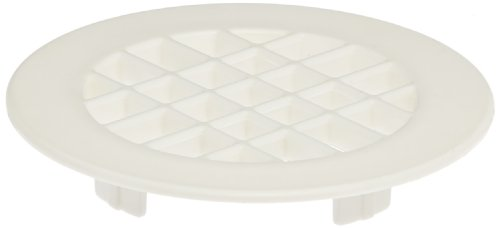 For Sale! Swanstone DC-MD.010 Shower Base Drain Cover, White
