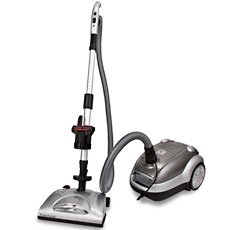 Fantom Power Pet Bagged Canister Vacuum