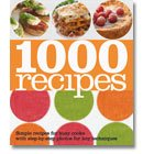 1000 Recipes (Hardback)