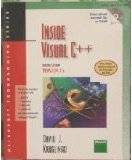 img - for Inside Visual C++: Version 1.5 Second edition book / textbook / text book