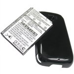 Battery HTC Touch Pro 2, Touch Pro II, T7373, RHOD100 Battery With Black Co, Li-ion, 2800 mAh