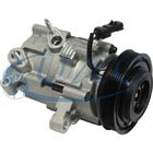 Universal Air Conditioning CO10900SC New A/C Compressor with Clutch
