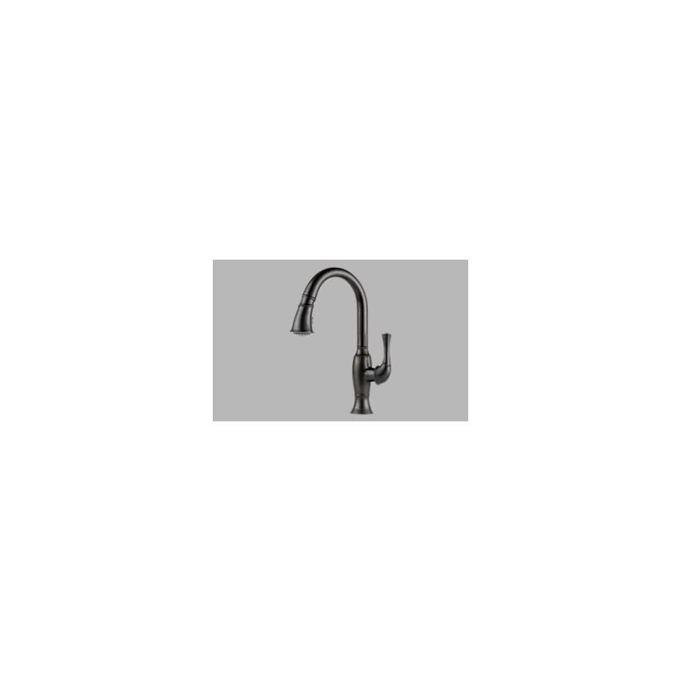Brizo Talo Venetian Bronze Pulldown Bar/Prep Faucet