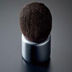 ゼニス 熊野筆 熊野化粧筆 きのこブラシ 山羊毛&灰リス毛 KFiー80K