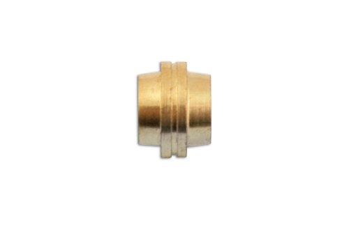 connect-31144-10mm-brass-olive-stepped-pack-of-100