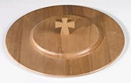 Pecan Stain Comm Tray Lid