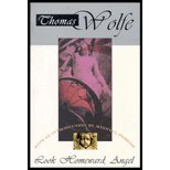 Look Homeward, Angel (0684002876) by Wolfe, Thomas