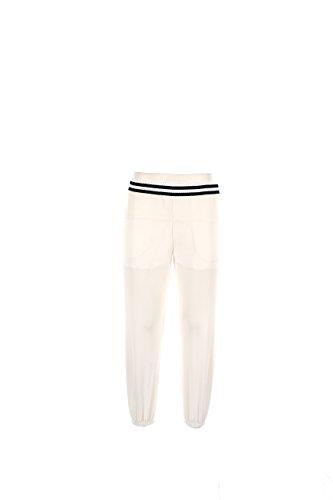 Pantalone Donna Shiki L Bianco 16esk26714 Primavera Estate 2016