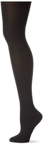 HUE Women's Sueded Opaque Tight