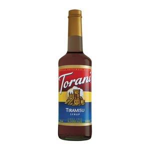 Torani Tiramisu Syrup, 750 Ml