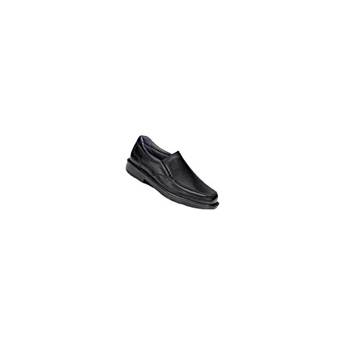 SAS Men's Diplomat Slip-on shoe, Black Leather (10W) (Sas Shoes For Man compare prices)