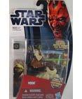 Yoda MH09 Episode II Star Wars Saga Legends Action Figure