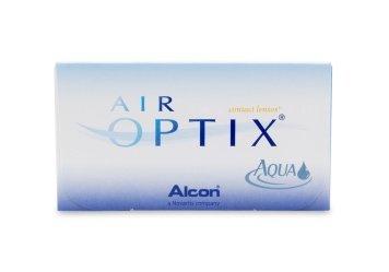 Air Optix Aqua Contact Lens (6 lenses/box - 4 boxes)