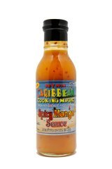 Spicy Mango Sauce (Hey Mon Sauces compare prices)