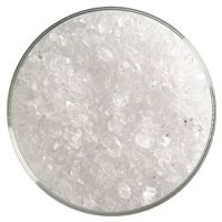 Fuse It! 1 Lb Bullseye Coarse Transparent Frit - 90 Coe - Crystal Clear By Stallings Stained Glass
