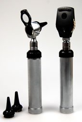 Valuemed Combined DS1005 Otoscope  &  DS1009 Opthalmoscope Set