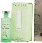 Bvlgari Green Tea By Bvlgari For Men And Women Cologne 17 Oz Mini Note Minis Approximately 1-2 Inches In Height by Bvlgari