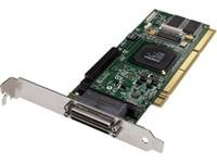 Adaptec SCSI Card 39160 - Storage controller - 2 Channel - Ultra160 SCSI - 160 MBps - PCI 64