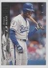 Brian Mcrae Kansas City Royals (Baseball Card) 1994 Upper Deck Electric Diamond #253