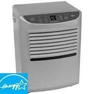 LG 45 Pint Portable Energy Star Dehumidifier