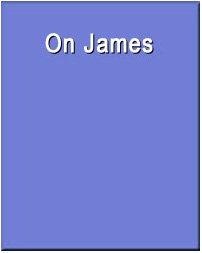 On James (Philosopher (Wadsworth))