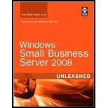 img - for Windows Small Business Server 2008 Unleashed by Neale, Eriq Oliver, et al [Sams Publishing,2008] [Paperback] book / textbook / text book