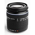 Olympus 40-150mm f/4.0-5.6 ED Zuiko Digital Lens for Olympus Digital SLR Ca ....