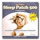 Original Sleep Patch 500 30 Patches Pack Of 6 (6 Month Supply)