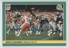 Seattle Seahawks Jim Zorn (Football Card) 1984 Fleer Team Action #51 at Amazon.com