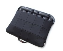 Roho Roho Ltv Seat Cushion With Removable Charcoal Gray Fabric front-74906