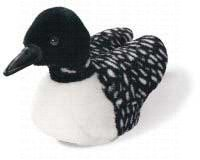 Wild Republic Common Loon Plush Toy