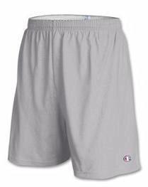 Champion Jersey Short 81878, XL, Oxford Grey