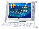 日本電気 VALUESTAR N VN500/JG(省スペース型/15.4型ワイド液晶) Vista-HomePremium PC-VN500JG
