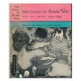 The Diary Of Anais Nin - Volume 3 - 1939 -1944 (0151255911) by Anais Nin