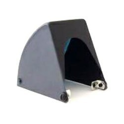 Telrad Deluxe Hinged Dew Shield With Mirror Hdc