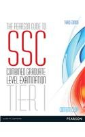 The Pearson Guide to SSC Combined Graduate Level Examination Tier I