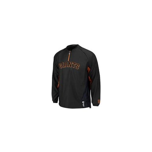 San Francisco Giants Authentic Triple Peak Cool Base Gamer Jacket