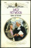 img - for Law Of Love (Harlequin Presents series, No. 1256) book / textbook / text book