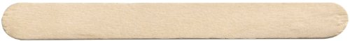 "Perfect Stix Craft Wooden Straight Edge Mini Stick, 2-1/2"" Length (Pack of 100)"