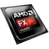 AMD FX-9590 Black Edition Octa Core CPU (Retail, Socket AM3+, 4.70GHz, 8MB, 220W)