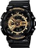 Casio hommes GA110GB-1A G Shock Limited Edition analogique numérique Black Watch