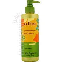 Alba Botanica Pineapple Enzyme Facial Cleaner 235 ml