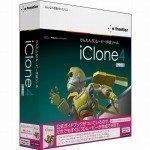 iClone4 PRO ガイドブック付 / イーフロンティア