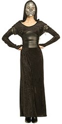 Women's Costume: Bellatrix Death Eater-Standard PROD-ID : 560719 (Cummerbund Costume)